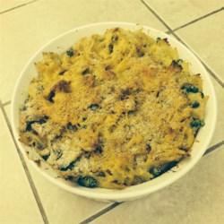 Steph's Tuna Casserole Recipe
