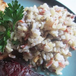 Wild Rice Casserole II Recipe