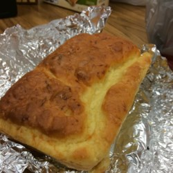 Easy Roman Cheese Bread Recipe