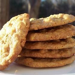 Photo of Pistachio White Chocolate Chip Cookies by Wendy