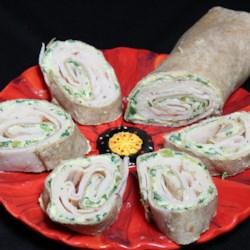 Turkey Roll Sushi
