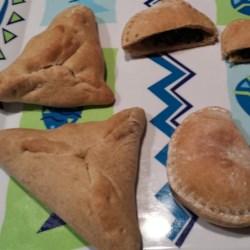 Jiddo's Fatayer Sabanegh (Spinach Triangles) Recipe