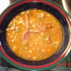 Bean Soup...Yum!