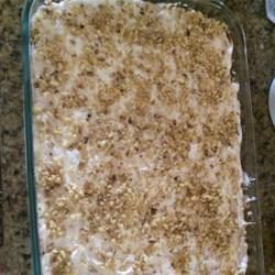 Piggy Pudding Dessert Cake Recipe