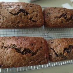 Healthier Mom's Zucchini Bread Recipe