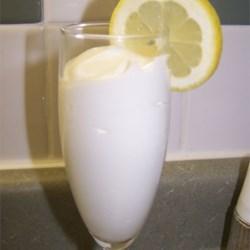 Lemon Syllabub