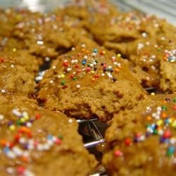 Pumpkin Cookies 1 ~ My Version