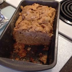 Debbie's Amazing Apple Bread Recipe