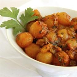 Onions in Raisin Sauce Recipe