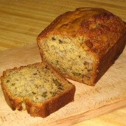 grandmas homemade banana bread recipe photos