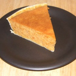 Sweet Potato Pie II Recipe