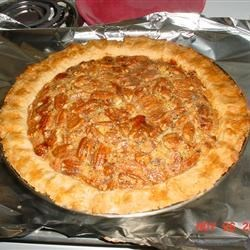 Southern Pecan Pie II Recipe