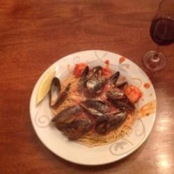Mussels Marinara di Amore Recipe