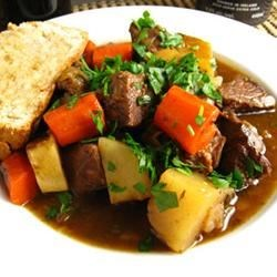 Irish-Style Lamb Stew Recipe