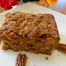 Texas Praline Coffee Cake Recipe