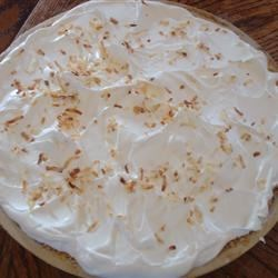 Old Fashioned Coconut Cream Pie