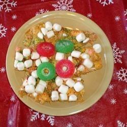 Peanut Butter Marshmallow Squares Recipe