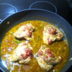 Jamaican Style Curry Chicken Recipe