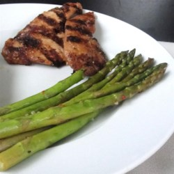 Yummy Grilled Asparagus Recipe