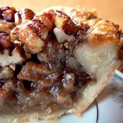 Honey Crunch Pecan Pie Recipe