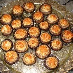 mouth watering stuffed mushrooms photos