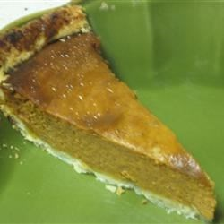 The Last Piece of Pumpkin Pie