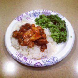 Apricot Glazed Chicken Recipe
