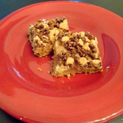 Peanut Butter Pie Bars Recipe