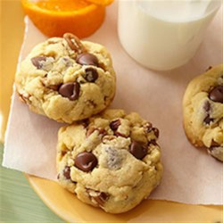 Orange Chocolate Chippers