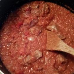 Maharaja Curry Recipe