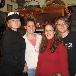 My four beautiful children.