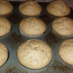 Vegan Banana Muffins Recipe