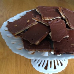 Matzoh Candy Recipe