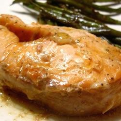 Lemon-Pepper Salmon II Recipe