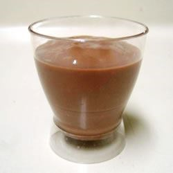 Chocolate Cornstarch Pudding