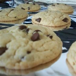 Chocolate Chip Muffing Mix Cookies