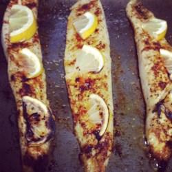 Broiled Spanish Mackerel Recipe