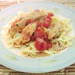 Rotini with Chicken Recipe