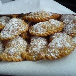 Empanadas Fritas de Queso Recipe