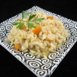 Simple Baked Rice Recipe