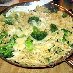 Bowties and Broccoli Recipe