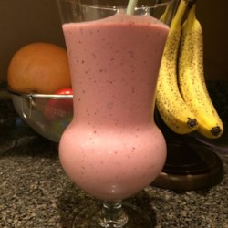 Cherry Banana Smoothie Recipe