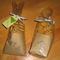Photo of Danish Peppernut Christmas Cookies (Pebernodder) by Milk Teeth