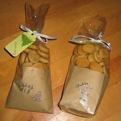 Danish Peppernut Christmas Cookies (Pebernodder)