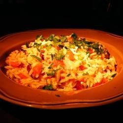 Greek Orzo with Feta Recipe