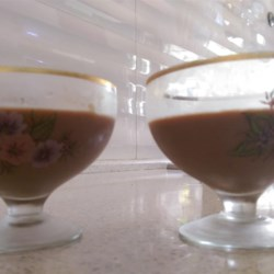 Blender Chocolate Mousse II Recipe