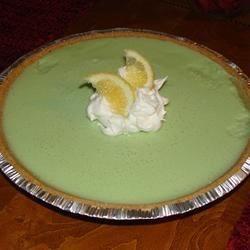 Photo of No Bake Lemon-Lime Chiffon Pie by Patti'sPantry