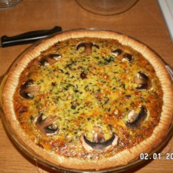 Vegetarian Quiche Recipe: Light and Fluffy Spinach Quiche