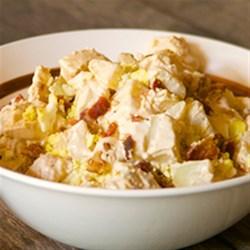 Bacon and Chipotle Potato Salad