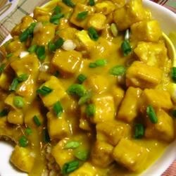 Honey Mustard Tofu Recipe